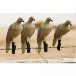 Чучела голубей Mojo Outdoors 4-Pack Dove